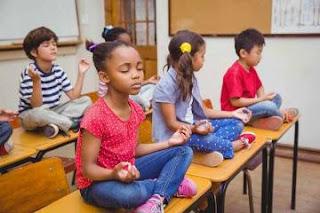 mindfulness en los colegios
