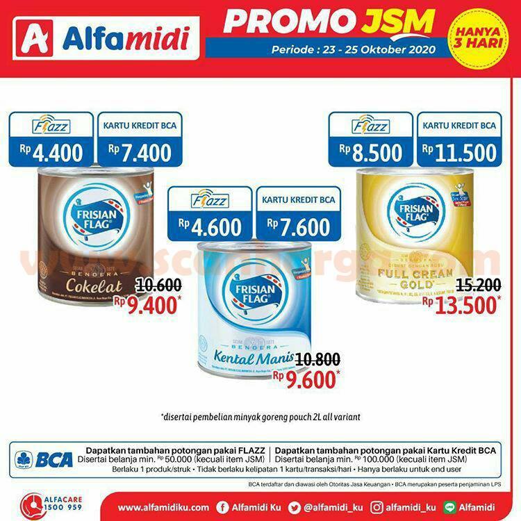 Katalog Promo JSM Alfamidi 23 - 25 Oktober 2020 12