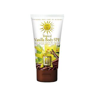 Eminence Tropical vanilla Sunscreen SPF 32 - le reve spa
