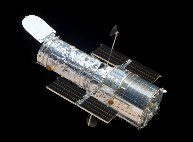 Hubble telescope photo