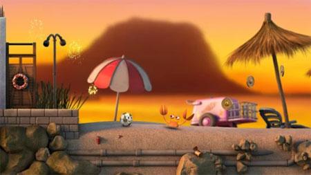 لعبة LucaThe Dreamer  المغامرات والتسلية مدفوعة للاندرويد
