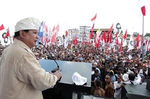 Prabowo Menyapa Bali: Rindumu, Rindu Kita Semua... Indonesia Menang!