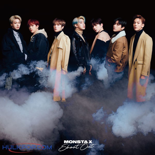 MONSTA X – Shoot Out (Japanese Version) – Single (ITUNES MATCH AAC M4A)