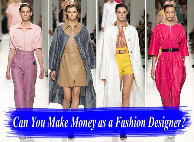 Can You Make Money As A Fashion Designer Boemei Ri