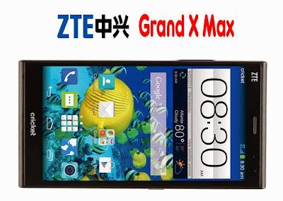 Harga ZTE Grand X Max Terbaru