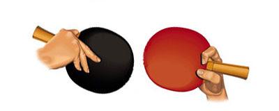 Cara Memegang Bet Tenis Meja | Penjelasan + Gambar [Lengkap]