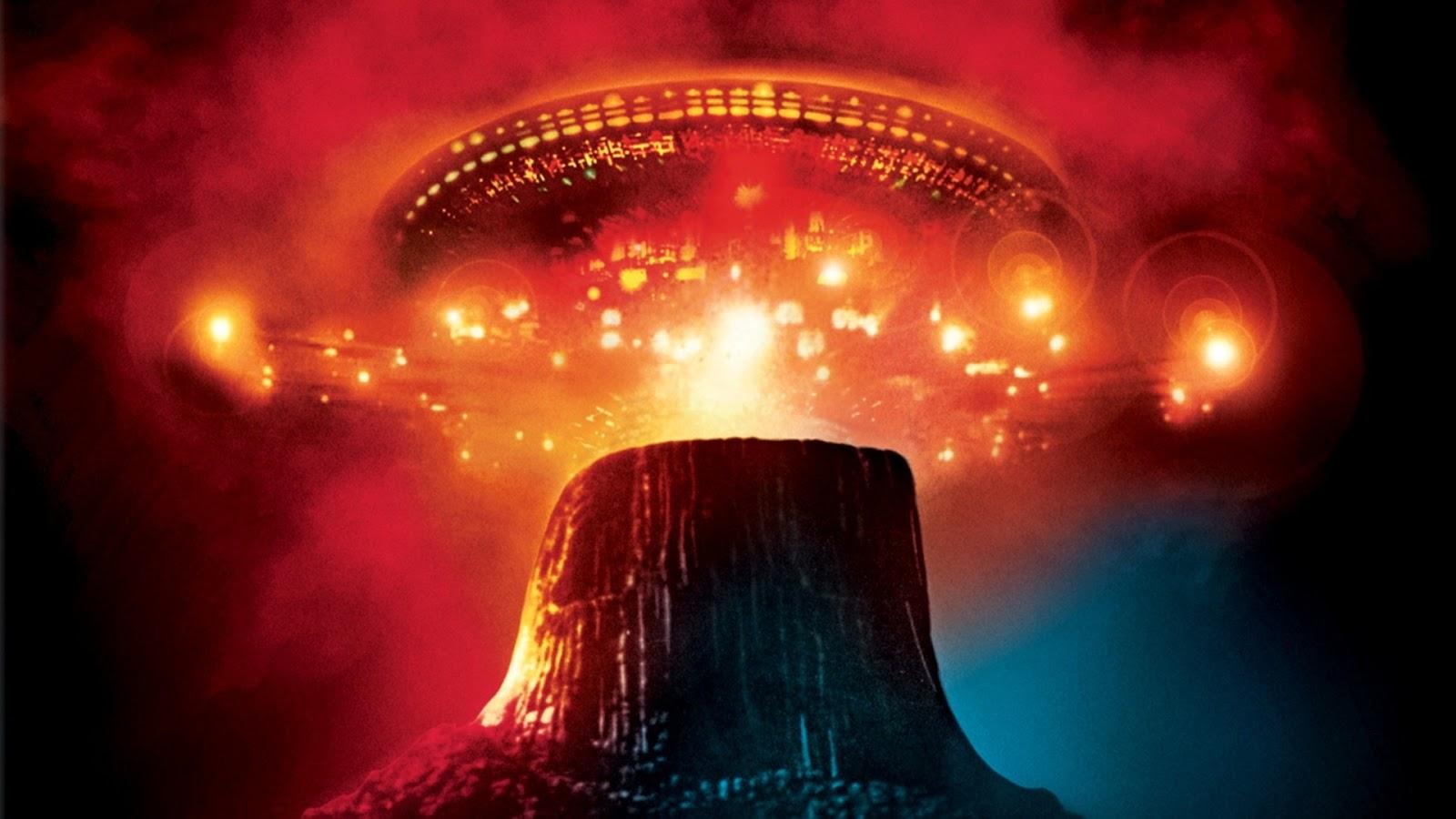 Far Future Horizons : Close Encounters Of The Alien Kind