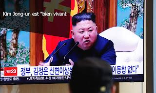"""Kim Jong-un est """"bien vivant"""", selon le conseiller à la sécurité de la Corée du Sud"""