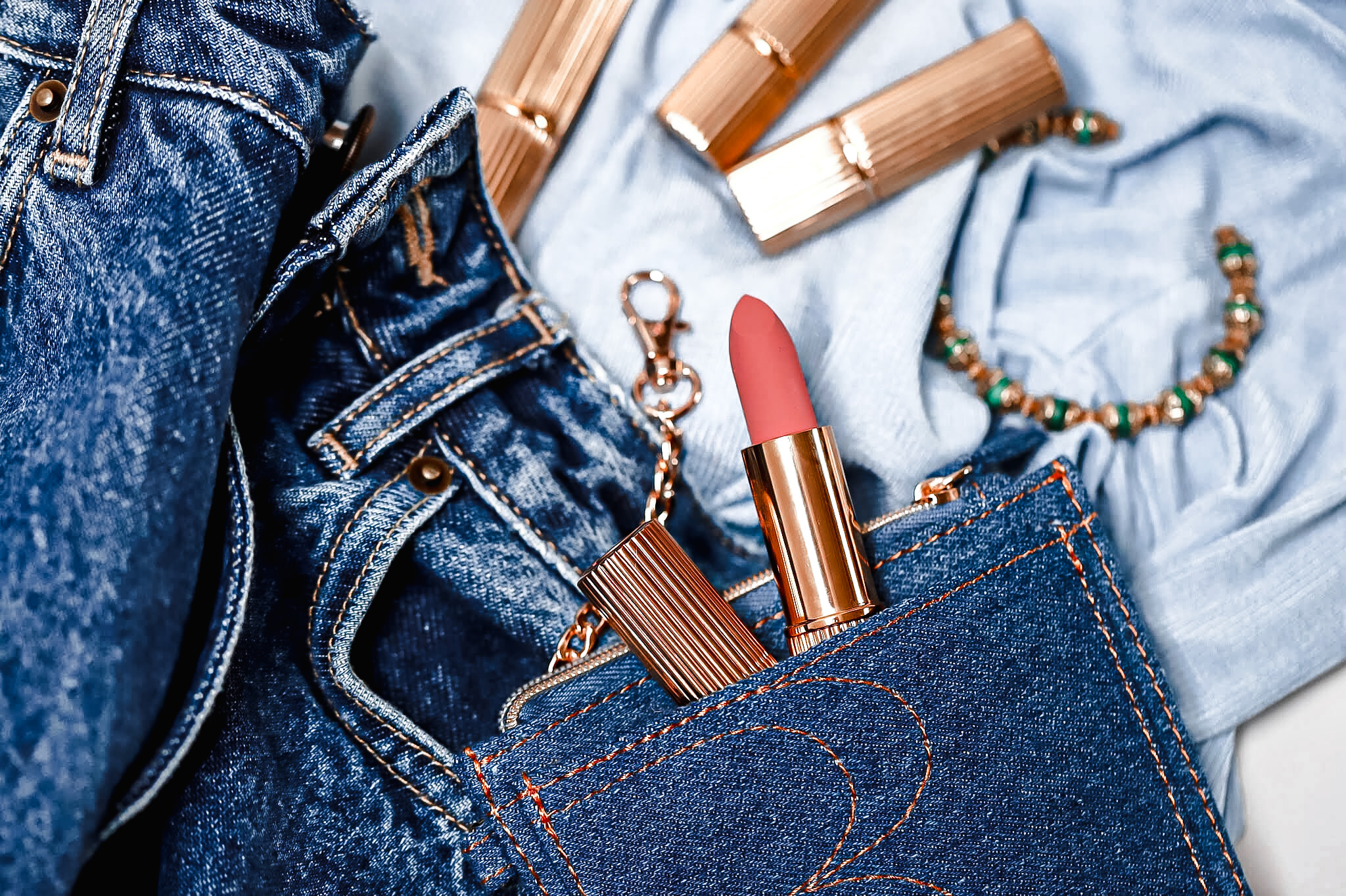 Nude By Rouge rouges à lèvres