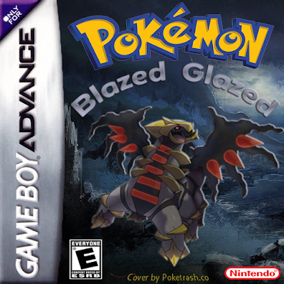 Pokemon Blazed Glazed GBA ROM Download