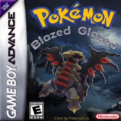 Pokemon Blazed Glazed GBA ROM Download