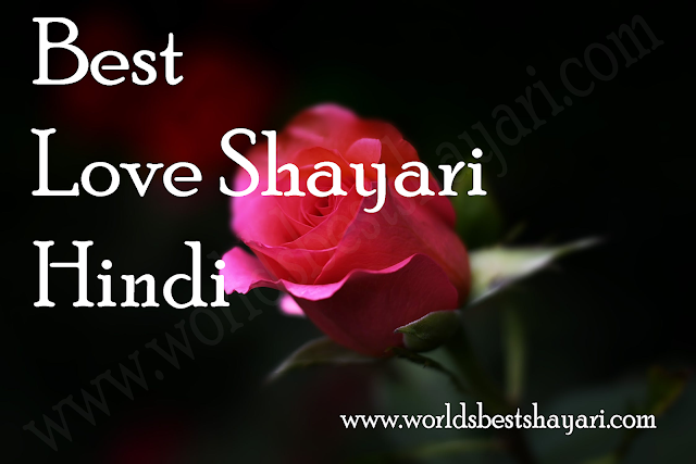Best Love Shayari Hindi 2019