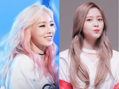 Tóc màu bạch kim hồng là 1 trong những màu nhuộm ấn tượng và được yêu thích nhất trong những mẫu tóc đình đám của bạch kim