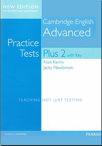 CAE Practice Test Plus 2 with key