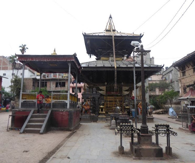 Minnath temple a Patan