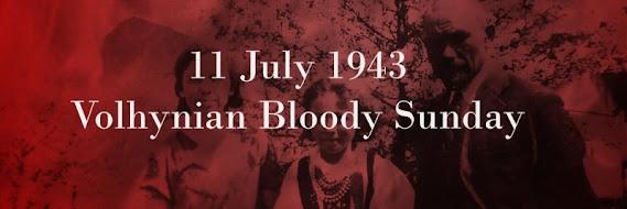 Volhynia genocide Ukraine Poland massacre ethnic cleansing war crimes OUN-B UPA Bandera remembrance