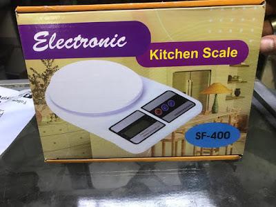 سعر ميزان المطبخ بتاريخ اليوم