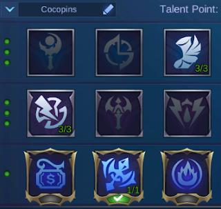 Magician emblem