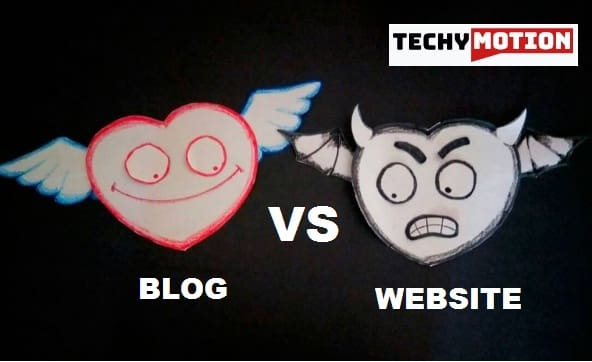 ब्लॉग और वेबसाइट में क्या अंतर होता है ?
