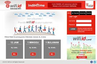Login Wifi id Gratis Di Tahun 2016 Terbaru