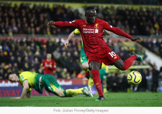 Norwich City vs Liverpool 0-1 Highlights