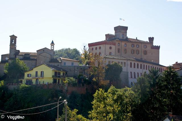 Il castello di Barolo è sede del Wimu