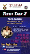TEETHTALK2: Tayo Naman - Mental Health for Dental Professionals