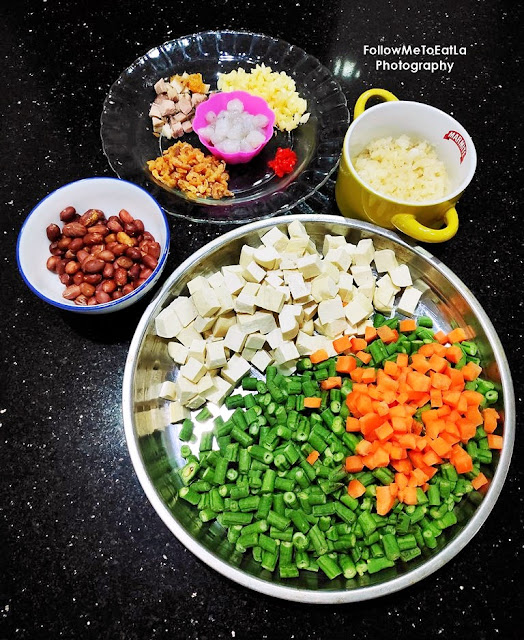 RECIPE: Chau Lup Lup Stir-Fried Mixed Vegetables From Auntie Lilly's Kitchen