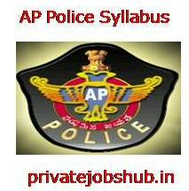 AP Police Hall Tickets
