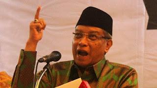 Said Aqil Siroj Menyerukan Umat Islam Untuk Melawan Pemecah Belah Bangsa