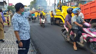 Uji Coba Kualitas Aspal, Awal Perbaikan 1080 Km Jalan
