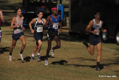 FHSAA 1A Boys' Cross Country