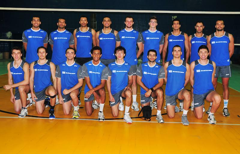 e1c9554ebd (PRÉ-TEMPORADA) Meninos do São José dos Campos iniciam temporada 2012 13