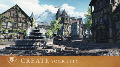تحميل لعبة The Elder Scrolls Blades APK