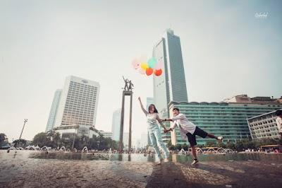 Biaya Ijin Tempat Prewedding Di Jakarta