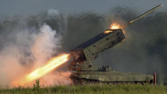 Misiles de crucero rusos aplastan a los terroristas en Latakia