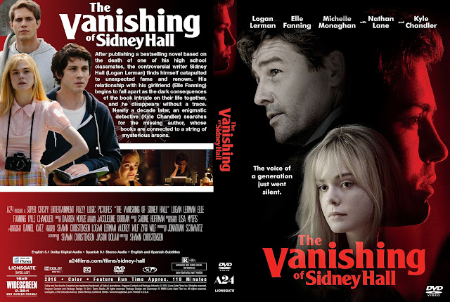 The Vanishing of Sidney Hall  DVD Cover
