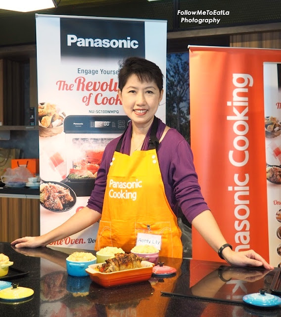 Creating Wonderful Flavours With Panasonic Cubie Oven