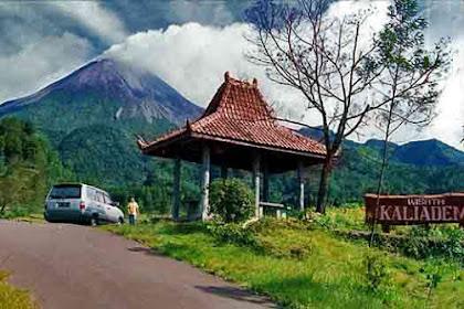Menjelajahi Dataran Tinggi Kaliurang di Utara Yogyakarta