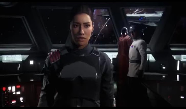 Third Screenshot from Star Wars battlefront II trailer