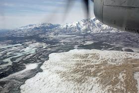 5 Gurun Pasir Dikepung Pegunungan Salju