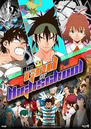 anime action comedy terbaik 2020