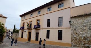 Baeza, Casa Palacio de los Ponce de León.