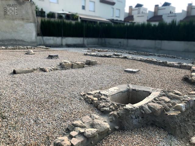 Pila Bautismal de la Basílica Paleocristiana de Martos