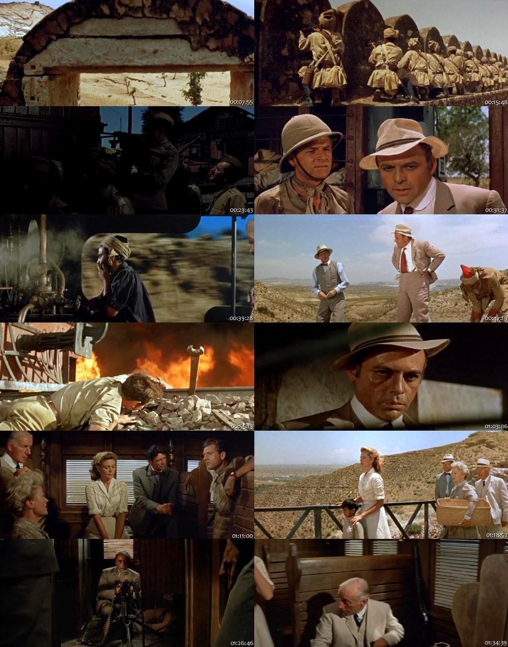North West Frontier 1959 Full Movie Online Watch BRRip 480p Dual Audio 300Mb