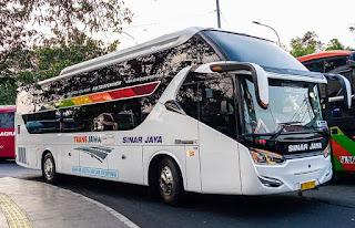 Harga Tiket Sleeper Bus Jakarta Jogja Terbaru