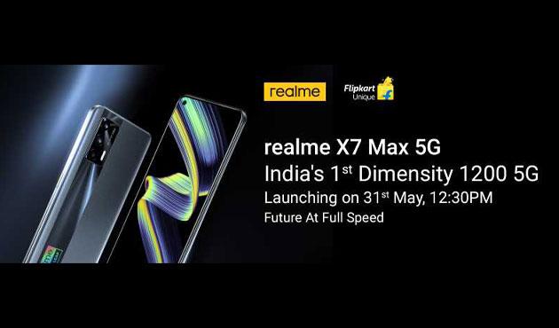 Realme X7 Max 5G Flipkart