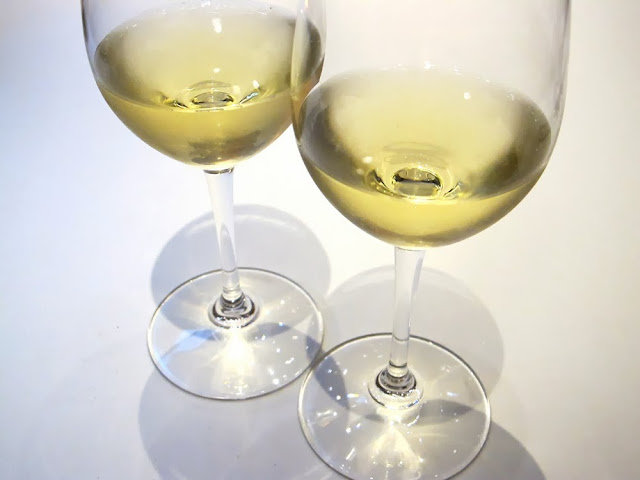 Ametsa with Arzak Instruction Spanish white wine