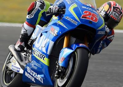 Start Kelima di GP Jerez, Vinales Target Kalahkan Rossi