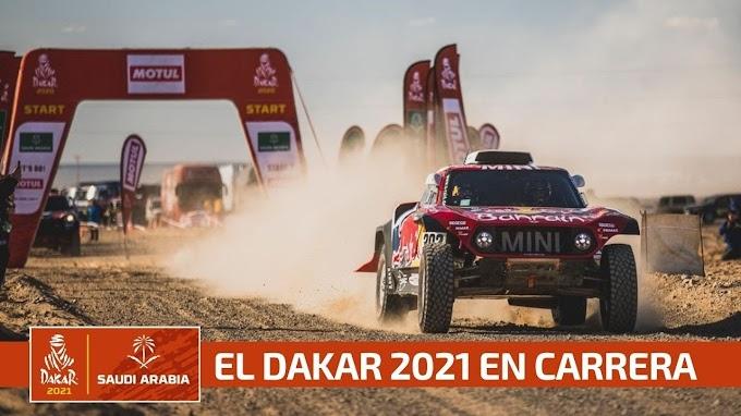 Las novedades del Dakar 2021. Límite de velocidad para coches y más seguridad para motos